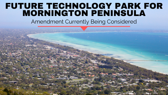 Amendment to introduce future industrial park to Mornington Peninsula