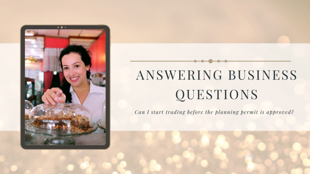 Business questions blog